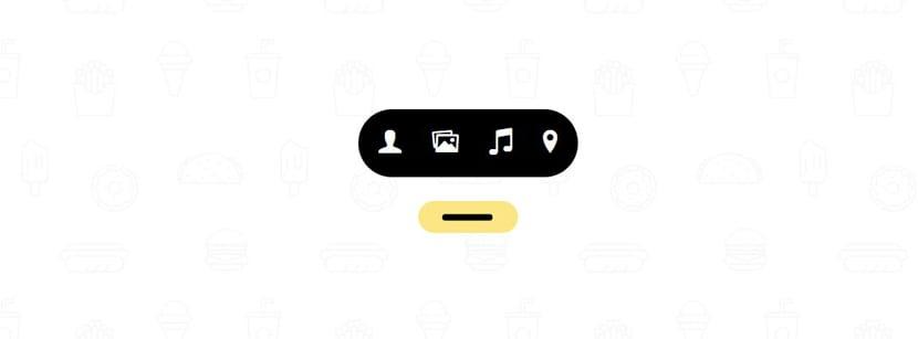Botón añadir