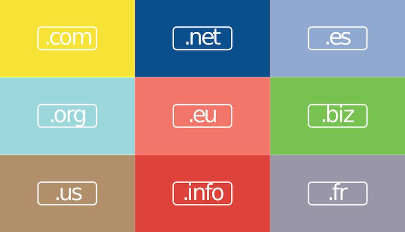 dominios variados