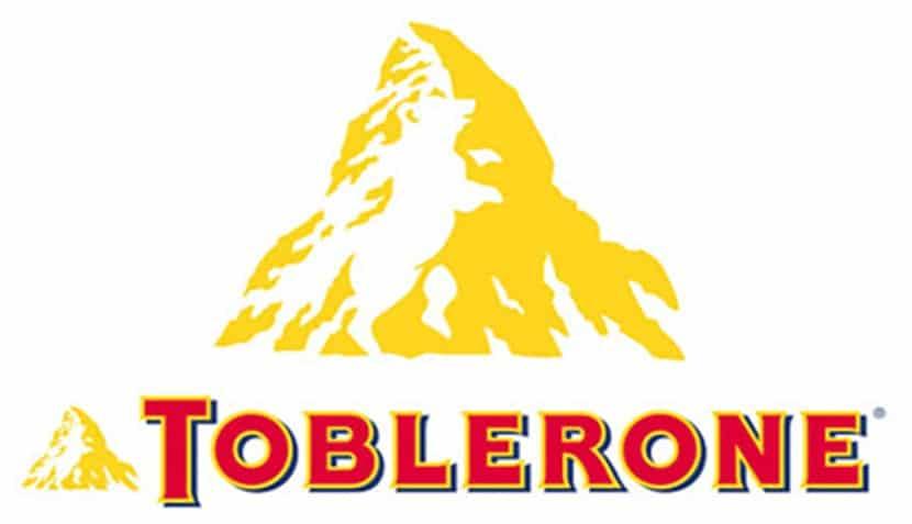 El secreto del logo de toblerone