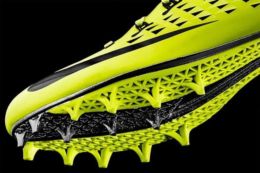 Primer zapatilla 3D de Nike