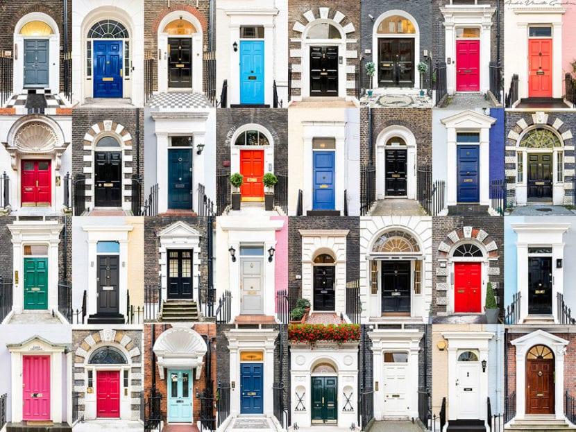Puertas de Inglaterra