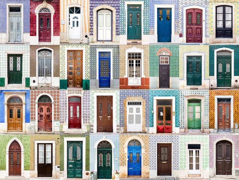 Puertas de Portugal