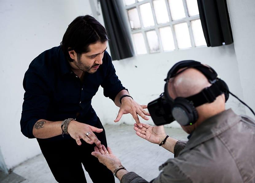 no solo es realidad virtual sino experiencia