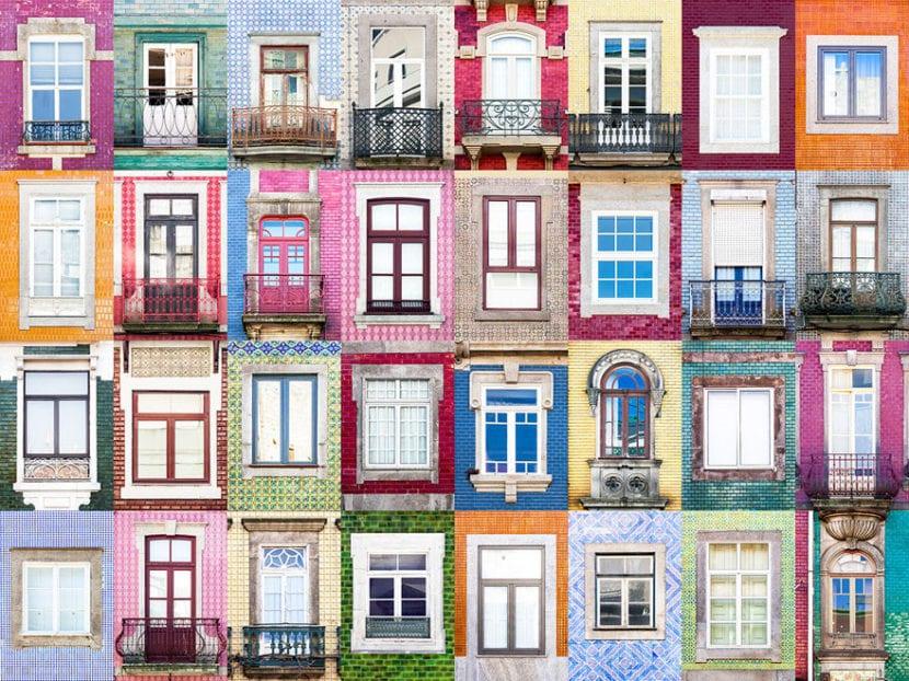 Ventanas de Porto