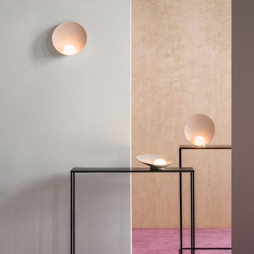 Lámpara Musa por Note Design Studio