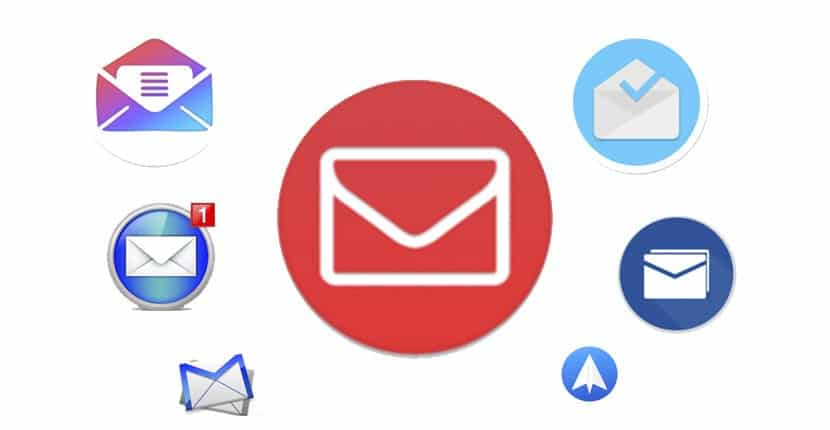 iconos mail