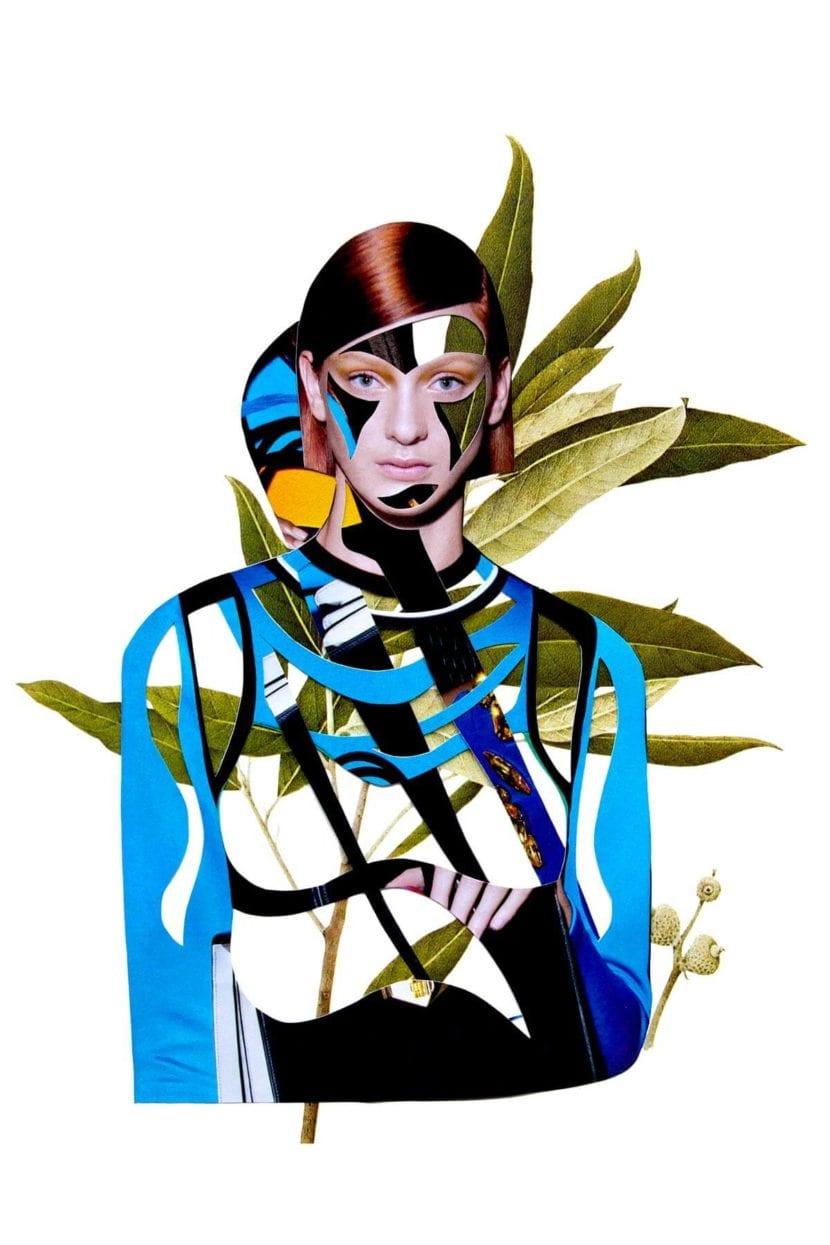 Collage Contemporáneo de Meric Canatan