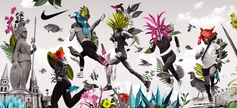 Orbeh Studio para Nike