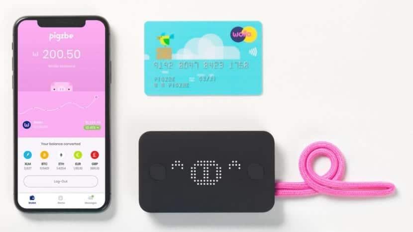 Pigzbe app de criptomoneda para niños