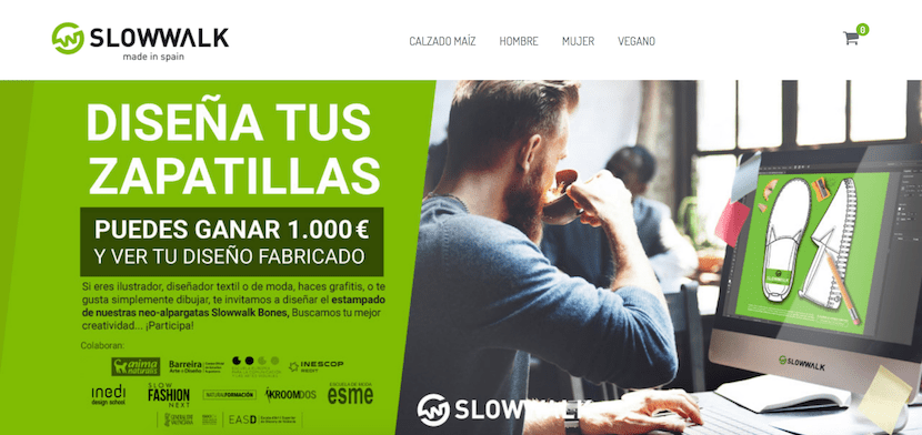 Concurso Slowwalk