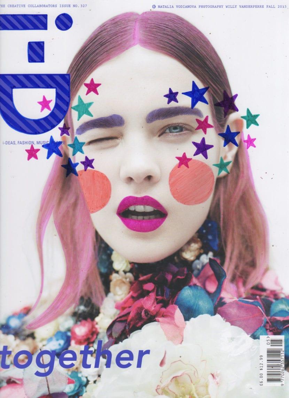Portada para la revista ID de Anna Strumpf