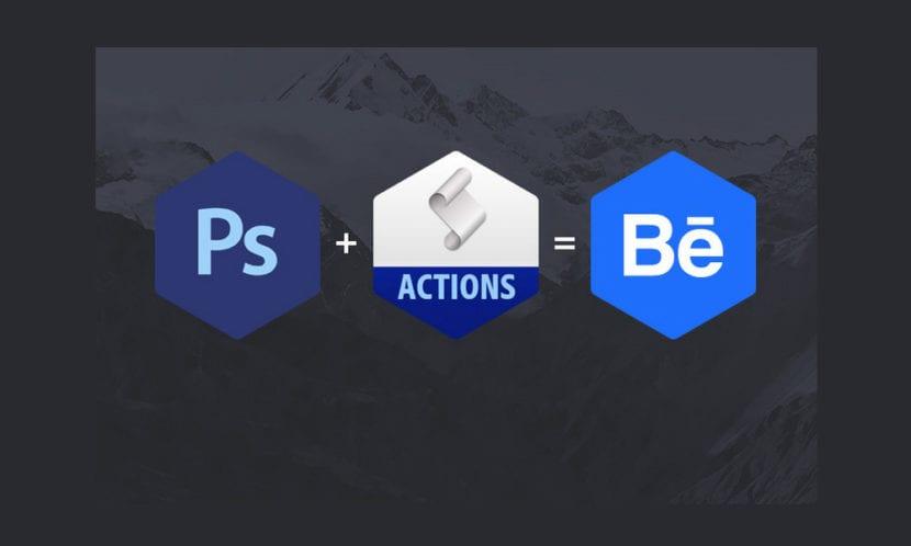 Constructor de presentaciones para Behance