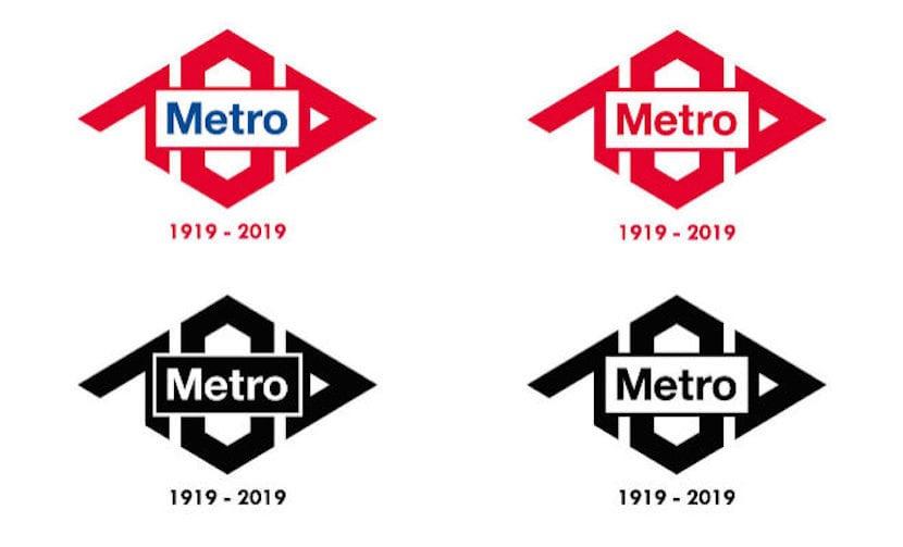 Centenario Metro Madrid