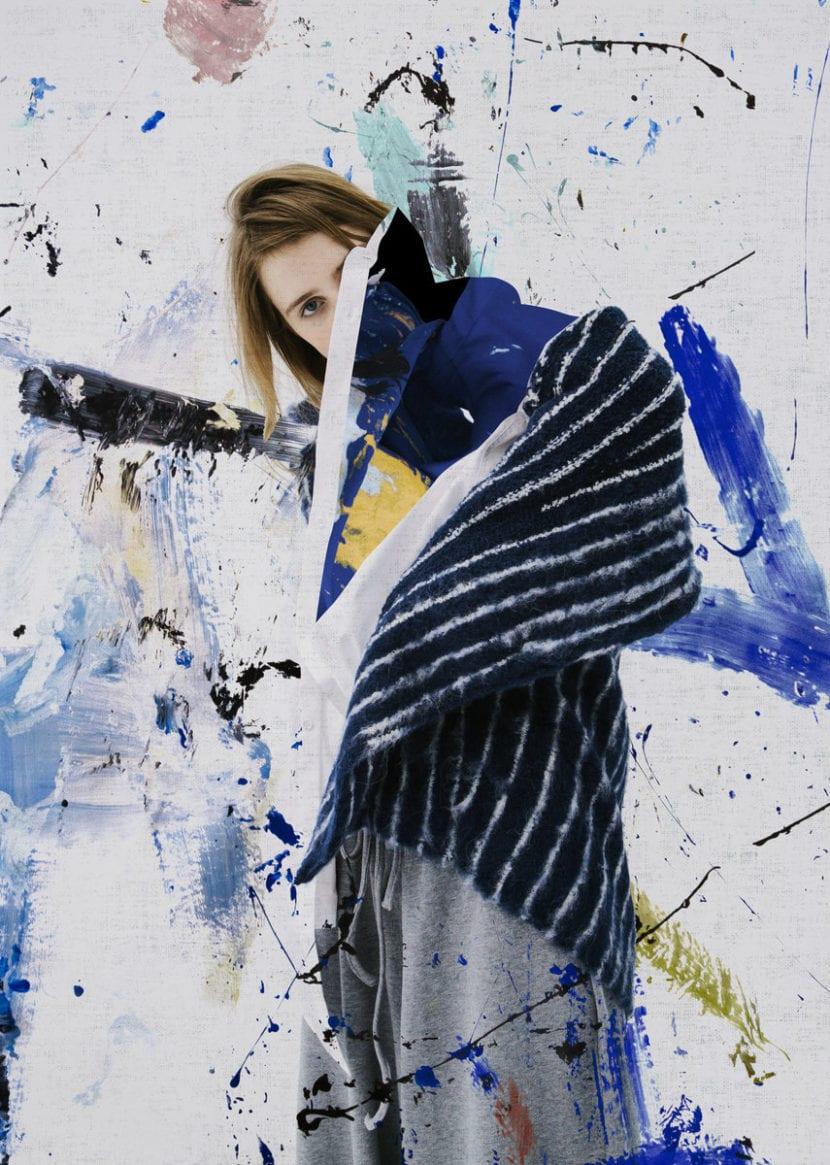 Collage para Izzue de Ernesto Artillo