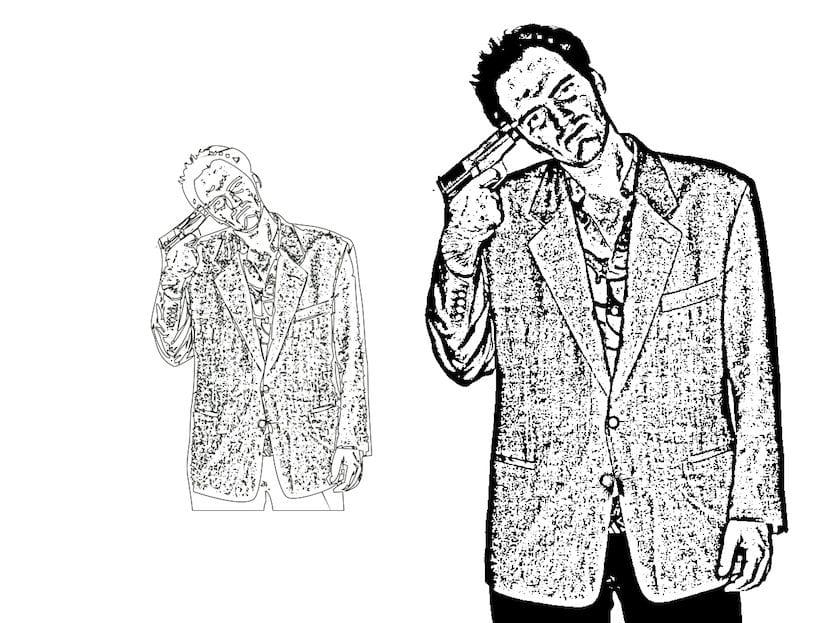 imagen vectorizada