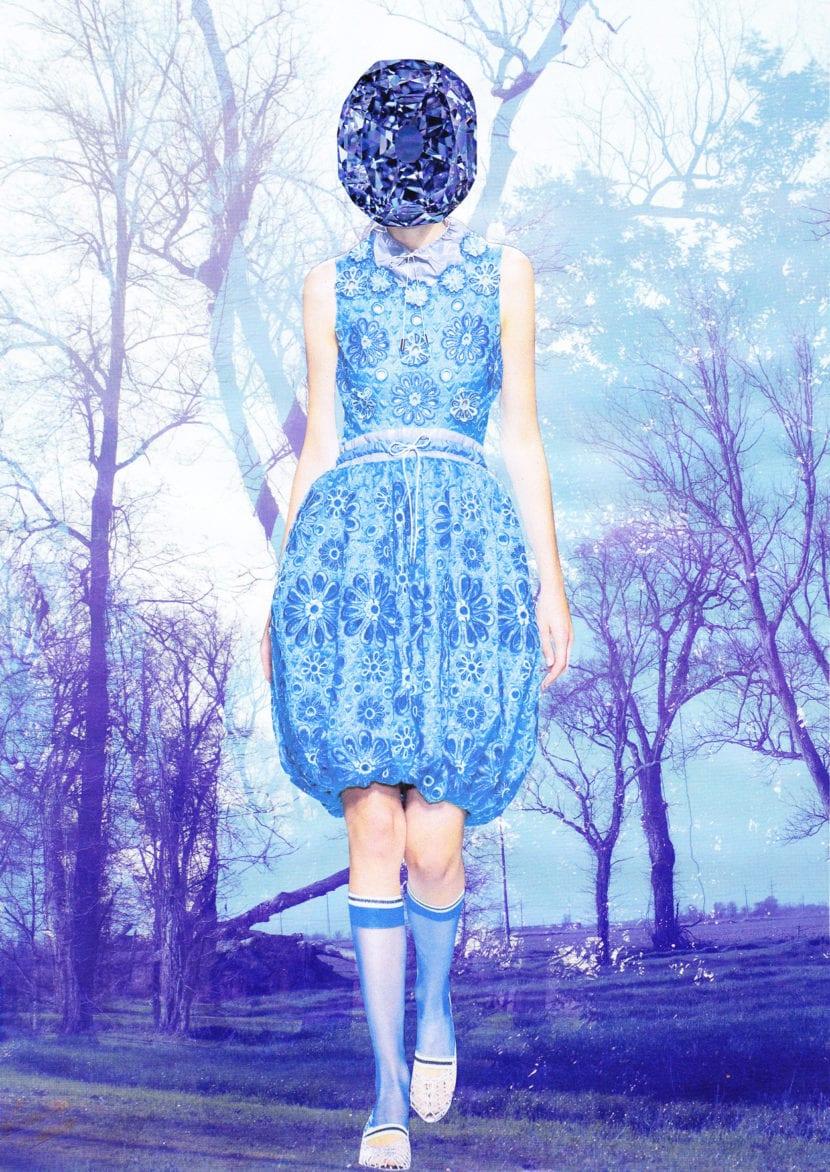 Collage de Iris van Gelder