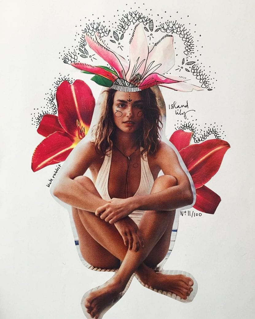 Collage N. 11 de Kate Edling