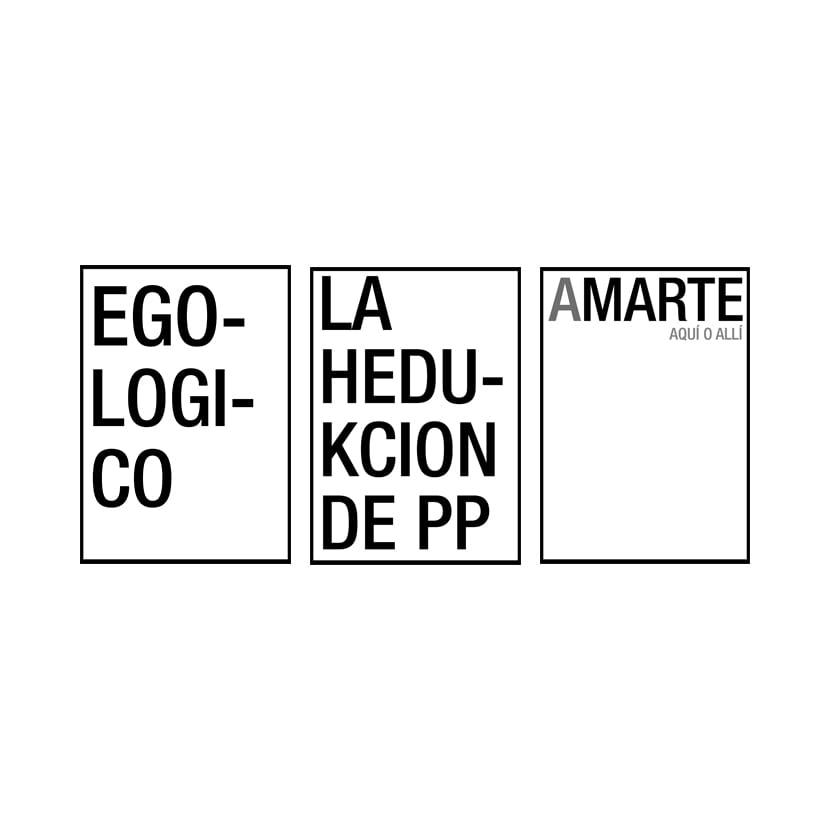 mensajes tipográficos