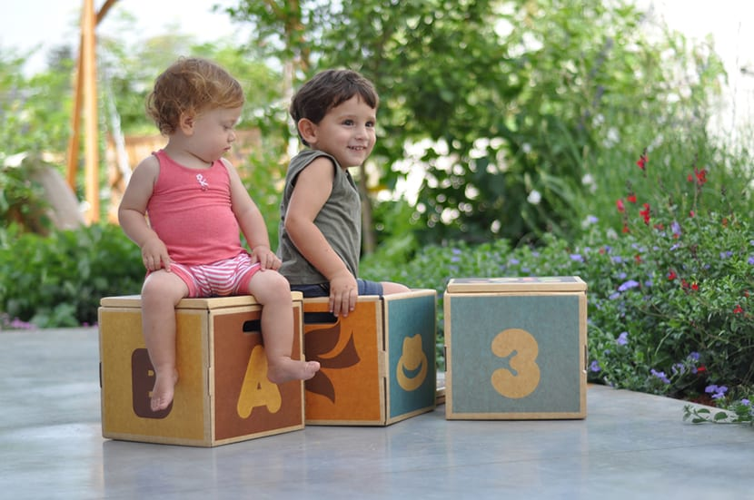 muebles que se convierten en juguetes