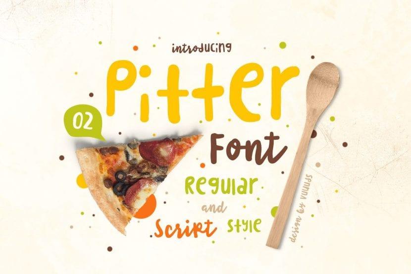 Pitter Font