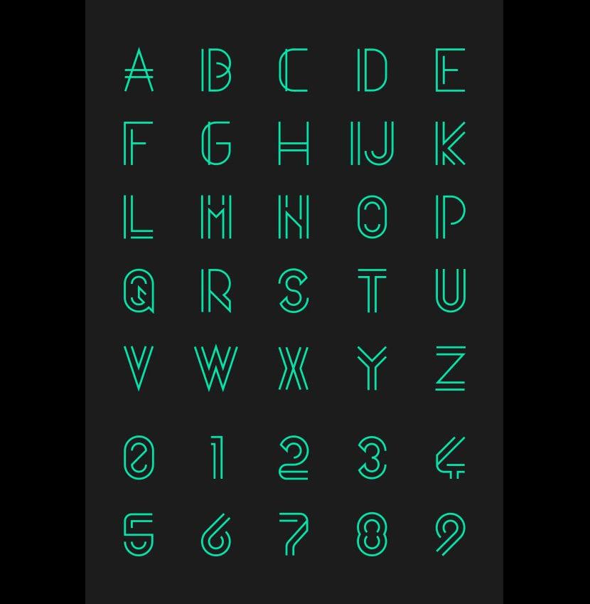 Quasith Typeface