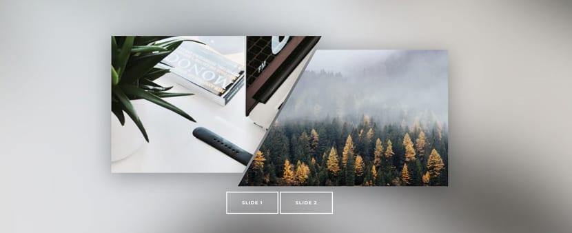 Slider solo CSS SVG
