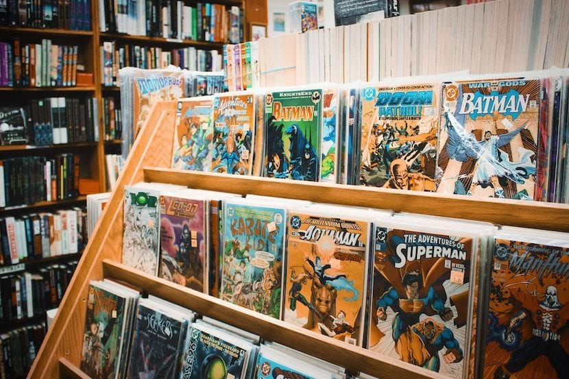 Super Heroes Portada