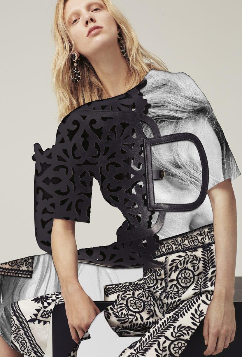 Collage de moda de Pablo Thecuadro