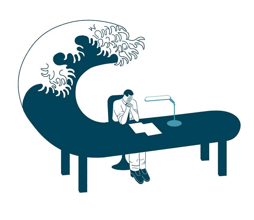 Ilustración conceptual Pablo Amargo