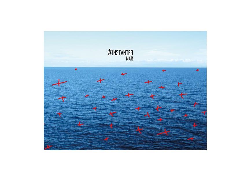 El mar contiene peces