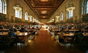 Nueva York Biblioteca