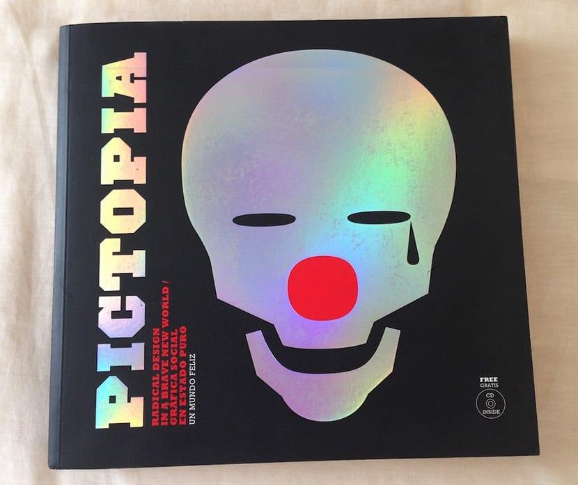 Pictopia el libro de los pictogramas sobre un falso mundo feliz