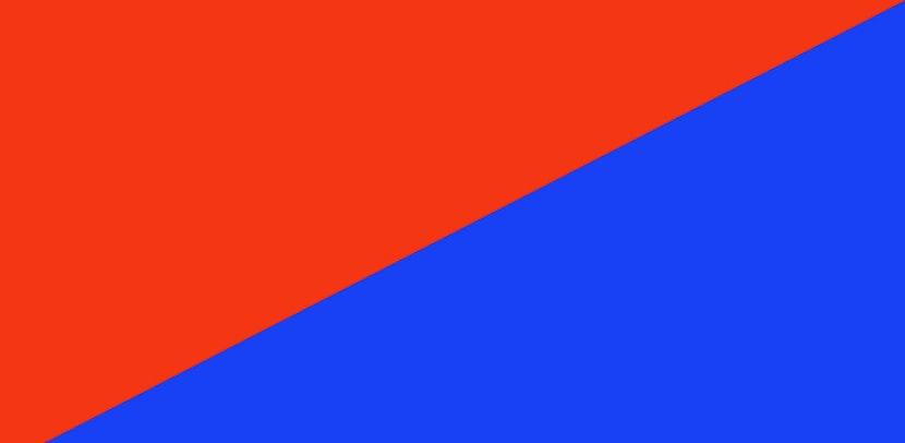 Resultado de imagen de dos colores
