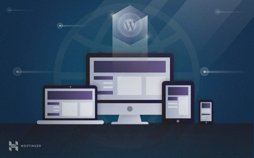 Sitio WordPress responsive con HTML5