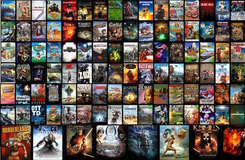 Listado películas utomik