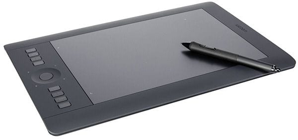 Botones Tableta gráfica