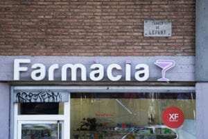 Farmacia Tipografía