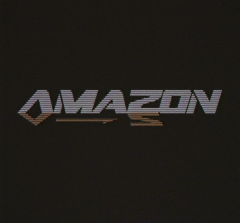 logos retro 80 amazon