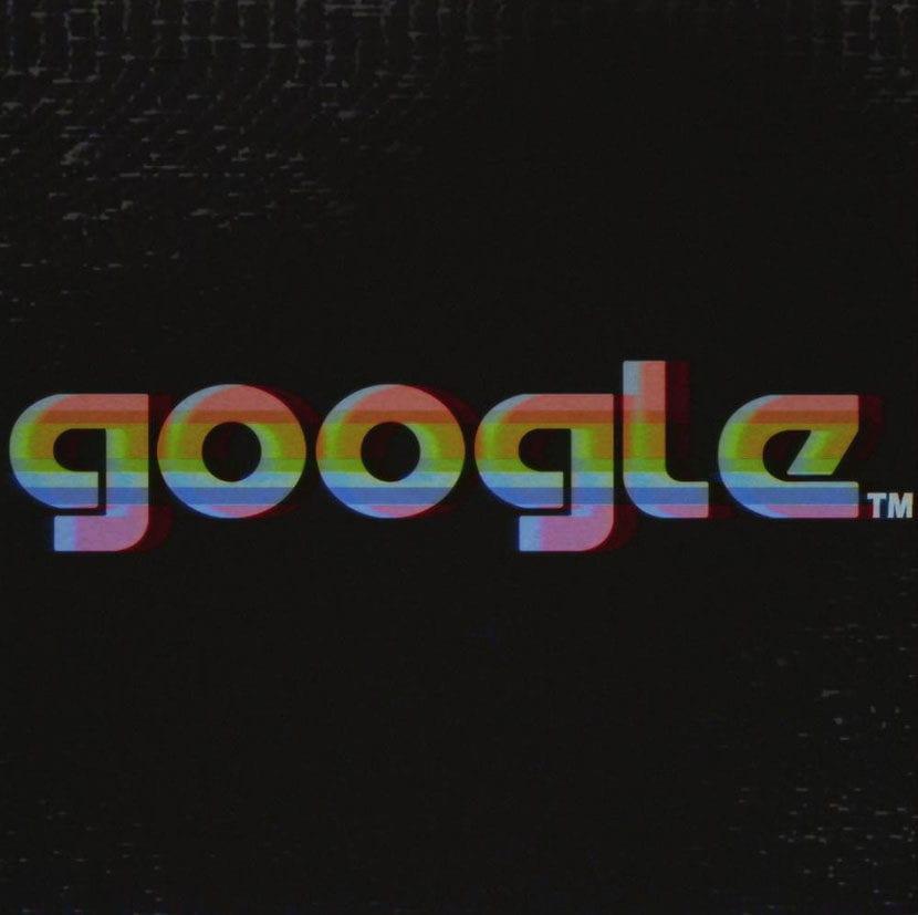 logos retro 80 google