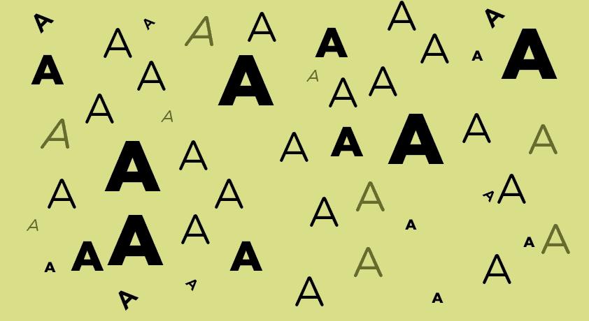 Jerarquía tipográfica