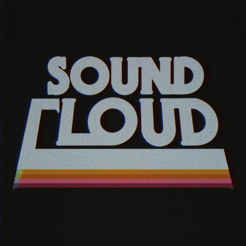 logos retro 80 soundcloud