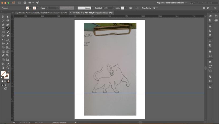 Guías Illustrator