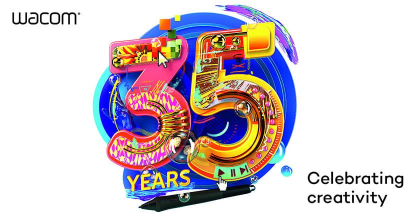 35 aniversario de Wacom