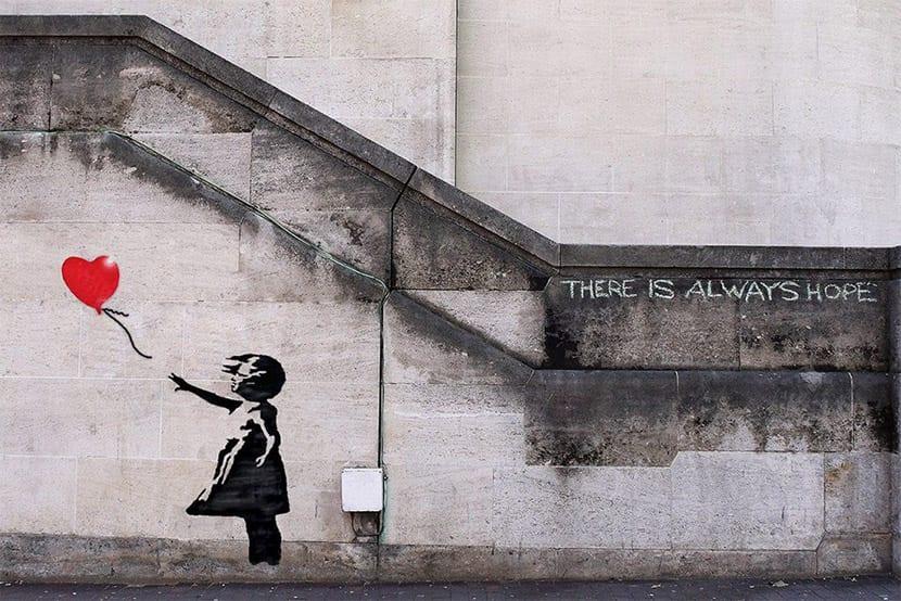 Banksy mola