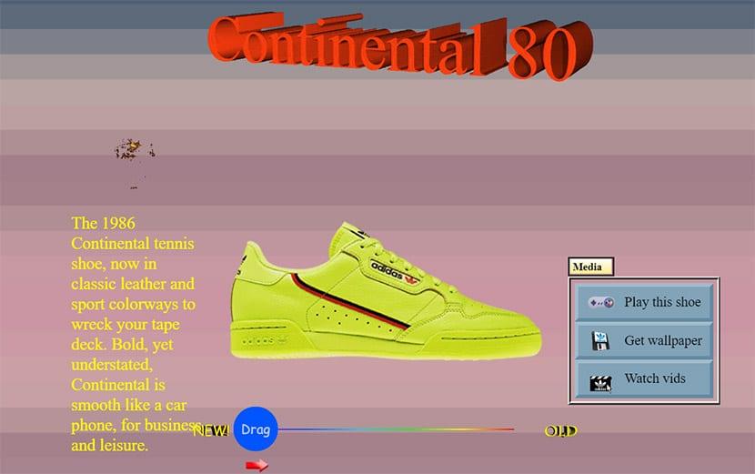 Continental 80
