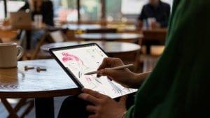 Dibujando con el nuevo iPad Pro 2018