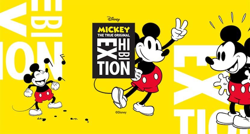 Mickey exhibition