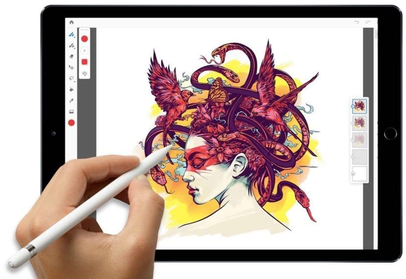 Photoshop CC en iPad