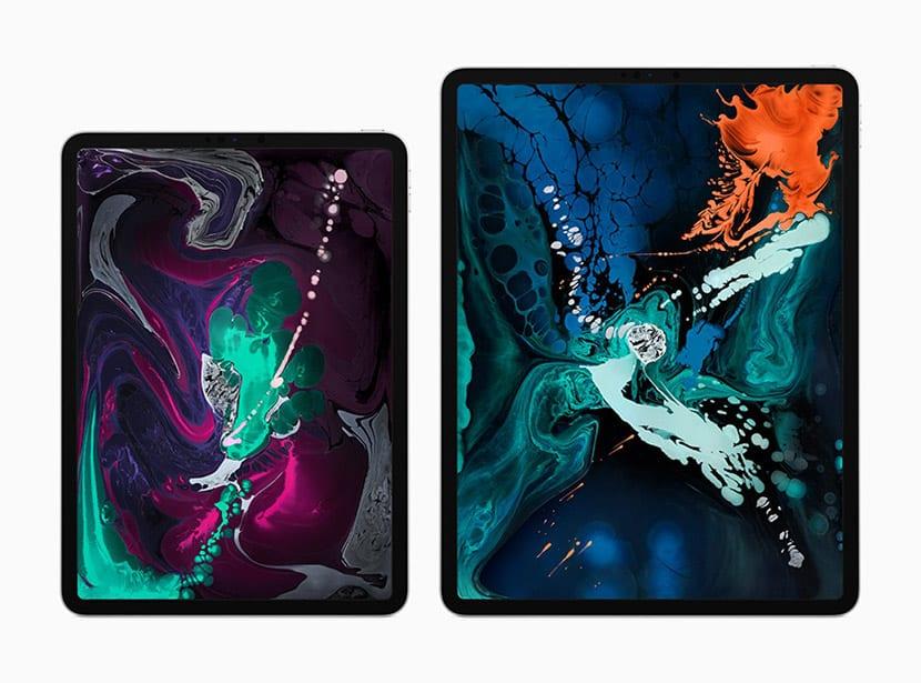 El nuevo iPad Pro 2018