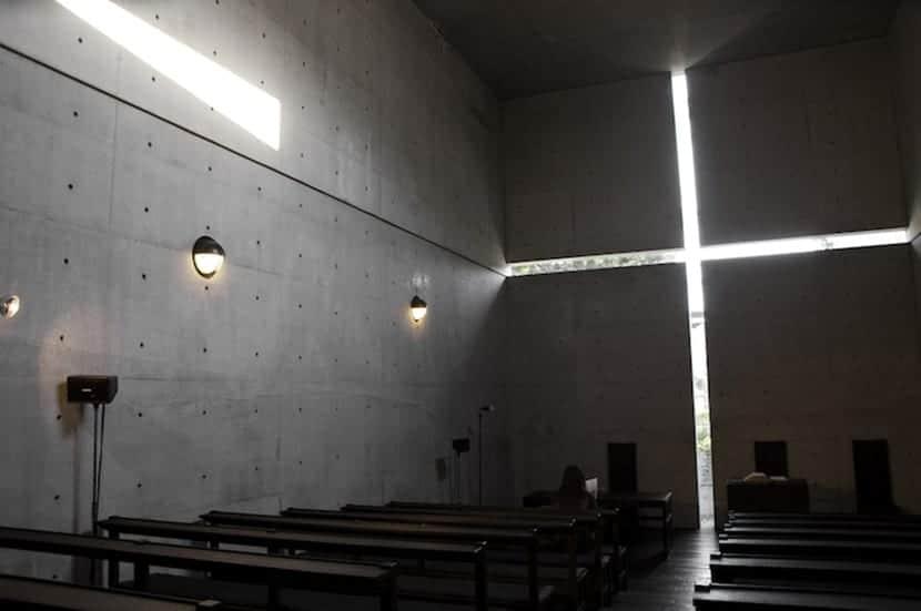La iglesia de la luz